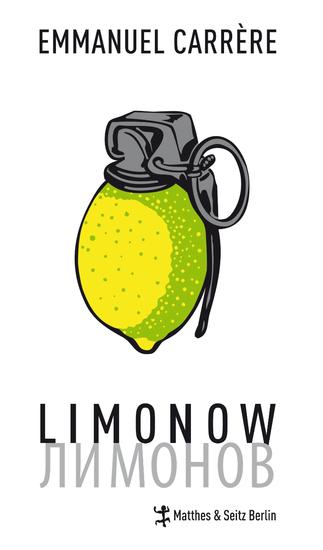 Limonow - cover