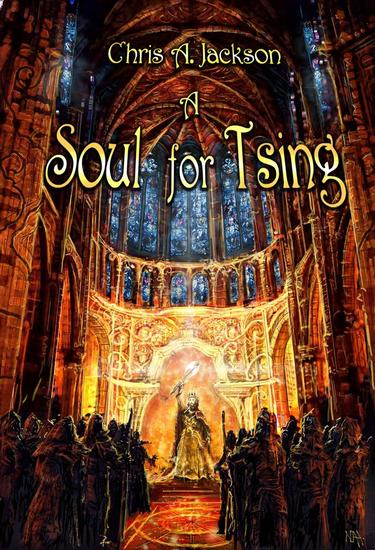 A Soul for Tsing - cover