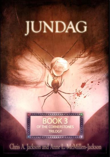 Jundag - The Cornerstones Trilogy #3 - cover