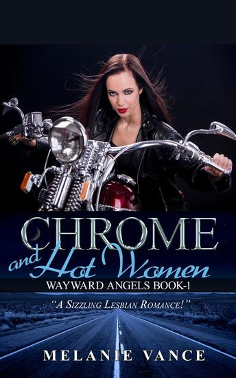 Chrome and Hot Women - Wayward Angels #2 - cover