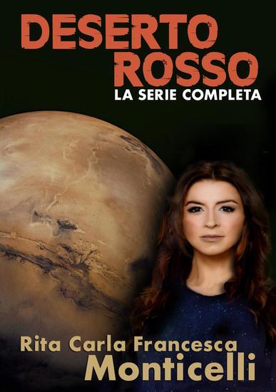 Deserto rosso - Aurora #1 - cover