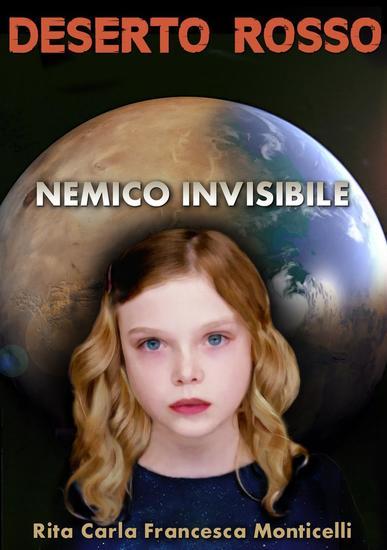 Deserto rosso - Nemico invisibile - Deserto rosso #3 - cover