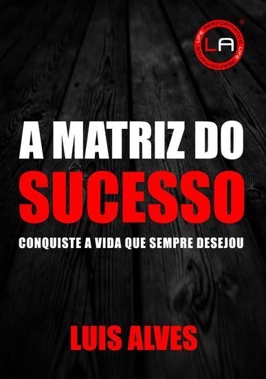 A Matriz do Sucesso - cover