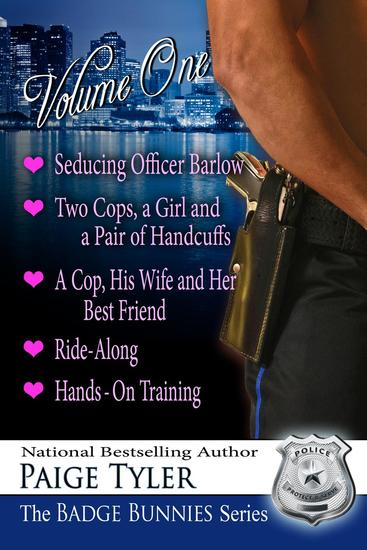 The Badge Bunnies Boxed Set - cover