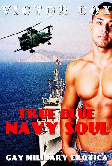 True Blue Navy Soul - cover