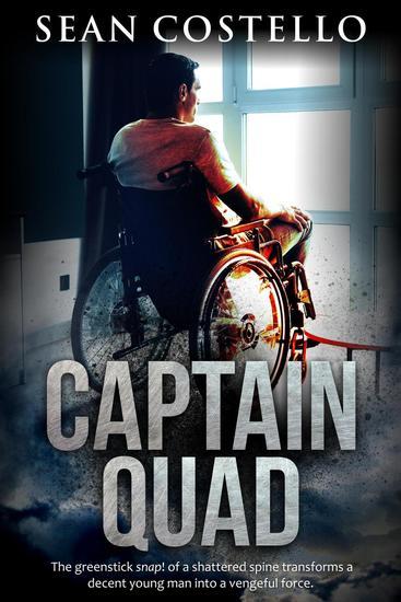 Captain Quad - cover