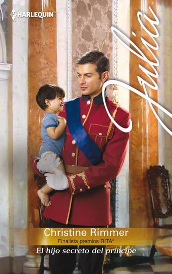 El hijo secreto del príncipe - cover