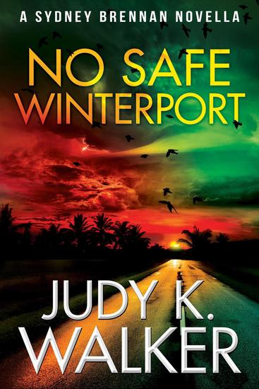 No Safe Winterport: A Sydney Brennan Novella - Sydney Brennan PI Mysteries #4 - cover