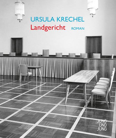 Landgericht - Roman - cover