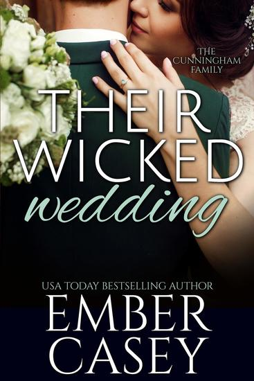 Their Wicked Wedding (The Cunningham Family #5) - The Cunningham Family #5 - cover