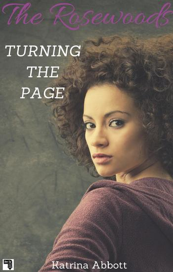 Turning the Page - The Rosewoods #9 - cover