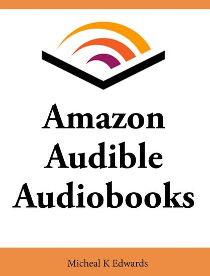 Amazon Audible Audiobooks - cover
