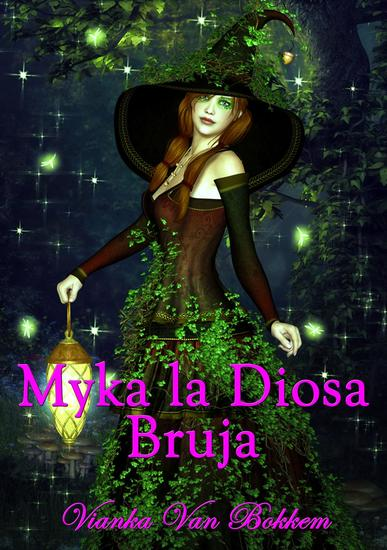 Myka la Diosa Bruja - cover