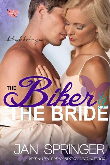 The Biker and The Bride - cover