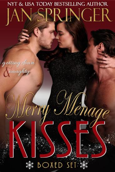 Merry Menage Kisses Boxed Set - cover