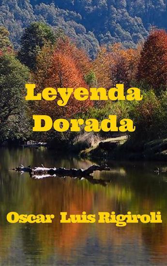Leyenda Dorada - cover