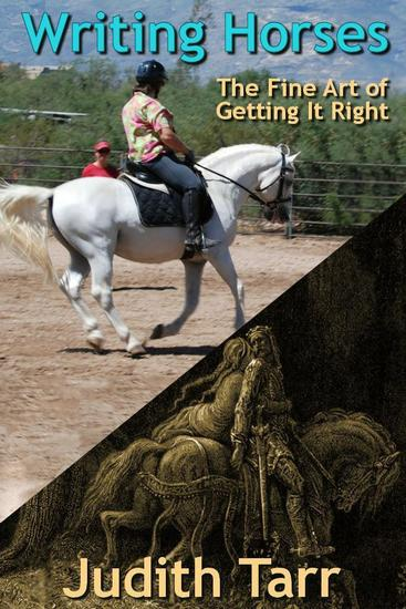 Writing Horses: The Fine Art of Getting It Right - cover