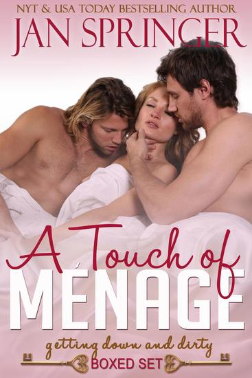 A Touch of Menage Boxed Set - cover