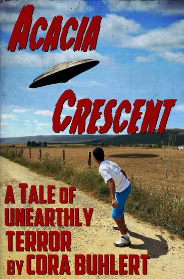 Acacia Crescent - The Day the Saucers Came #1 - cover
