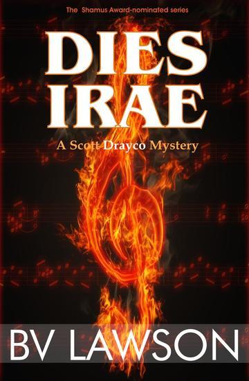 Dies Irae - Scott Drayco Mystery Series #3 - cover