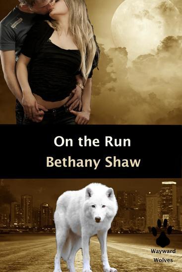 On the Run - Wayward Wolves #2 - cover
