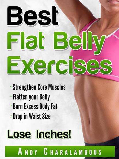 Best Flat Belly Exercises - Fit Expert Series #3 - cover