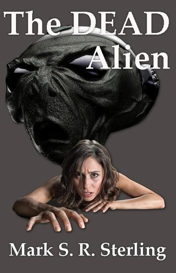 The Dead Alien - cover
