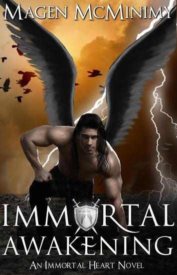 Immortal Awakening - Immortal Heart #5 - cover