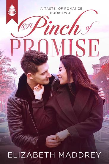 A Pinch of Promise - Taste of Romance #2 - cover
