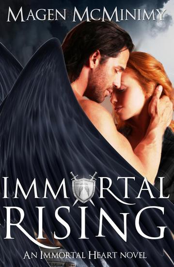 Immortal Rising - Immortal Heart #6 - cover