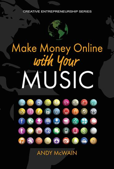 Make Money Online with Your Music - Creative Entrepreneurship Series - cover