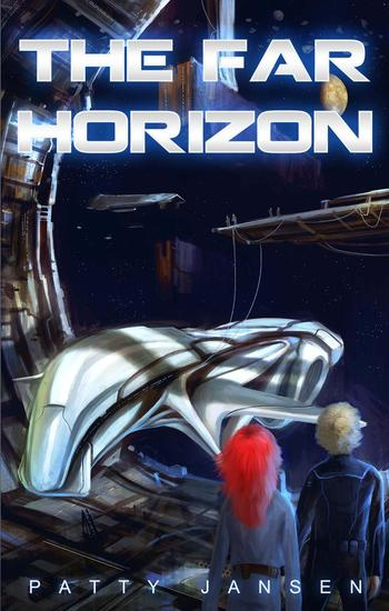 The Far Horizon - cover