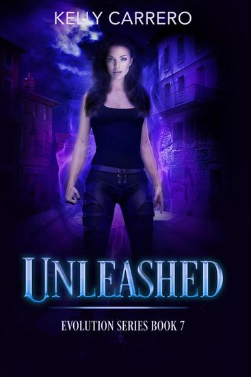 Unleashed - Evolution Series #7 - cover