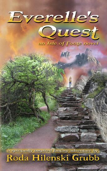 Everelle's Quest an Isle of Foote novel - cover