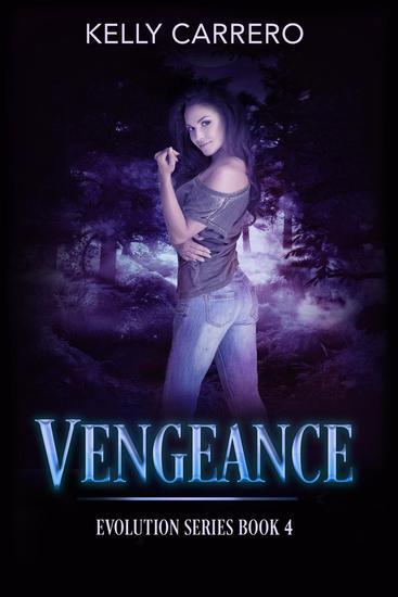 Vengeance - Evolution Series #4 - cover