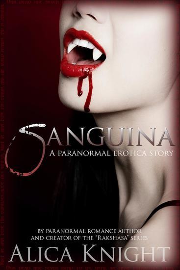 Sanguina - Rakshasa - cover