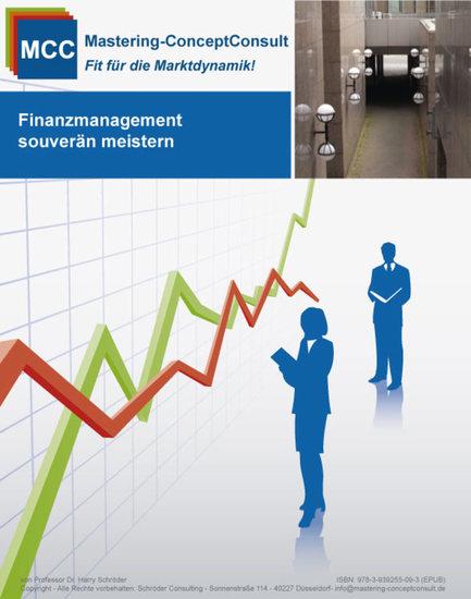 Finanzmanagement souverän meistern - Finanz- und Kostenmanagement erfolgreich umsetzen - cover