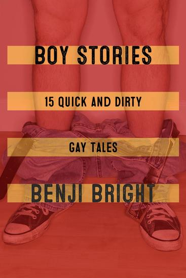 Boy Stories - cover