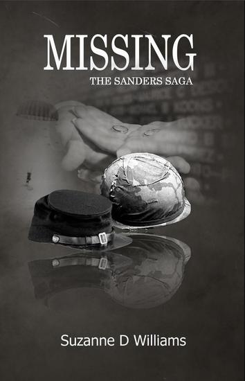 Missing - The Sanders Saga #1 - cover