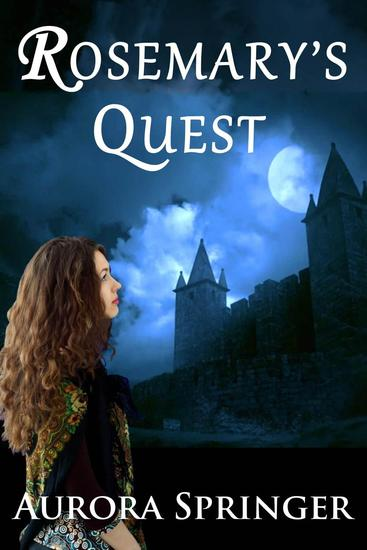 Rosemary's Quest - cover