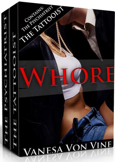 Whore - Erotica Anthologies - cover