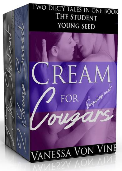 Cream for Cougars - Erotica Anthologies - cover