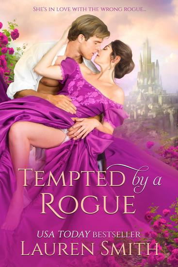 Tempted By A Rogue - cover