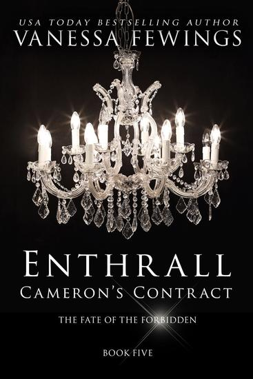 Cameron's Contract (Novella #2) Book 5 - Enthrall Sessions #5 - cover