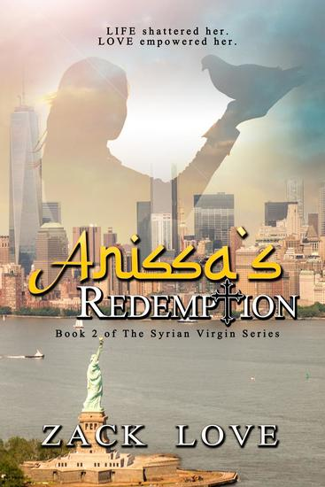 Anissa's Redemption - The Syrian Virgin #2 - cover