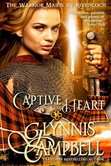 Captive Heart - The Warrior Maids of Rivenloch #2 - cover