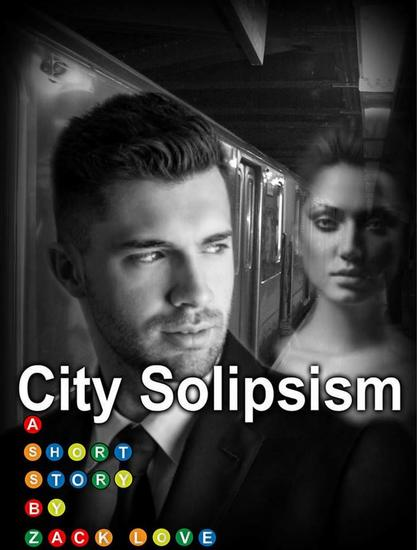 City Solipsism - cover