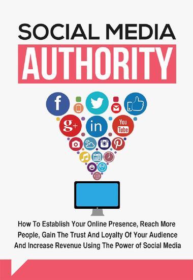 Social Media Authority - cover