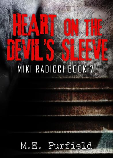 Heart on the Devil's Sleeve - Miki Radicci #7 - cover