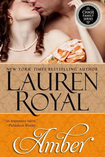 Amber - Chase Family Series #4 - cover